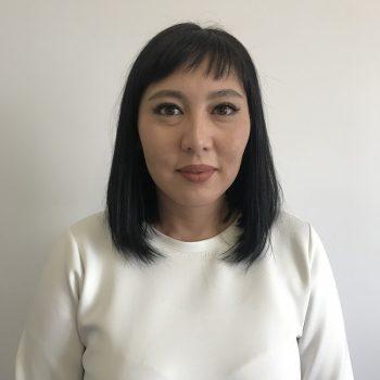 Асанбаева Жанара
